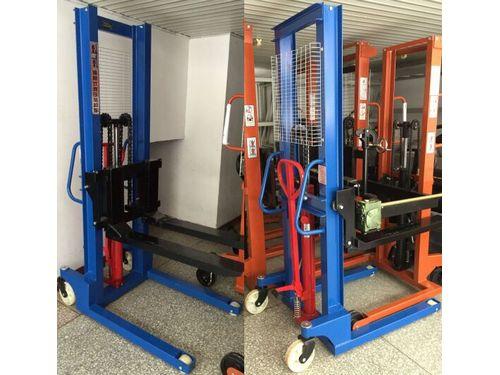 2吨手动液压装卸车