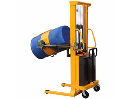 YL500C多功能电动油桶搬运车