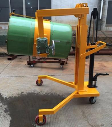 FZ450B液压油桶翻转车