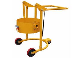 HD80机械旋转式油桶车